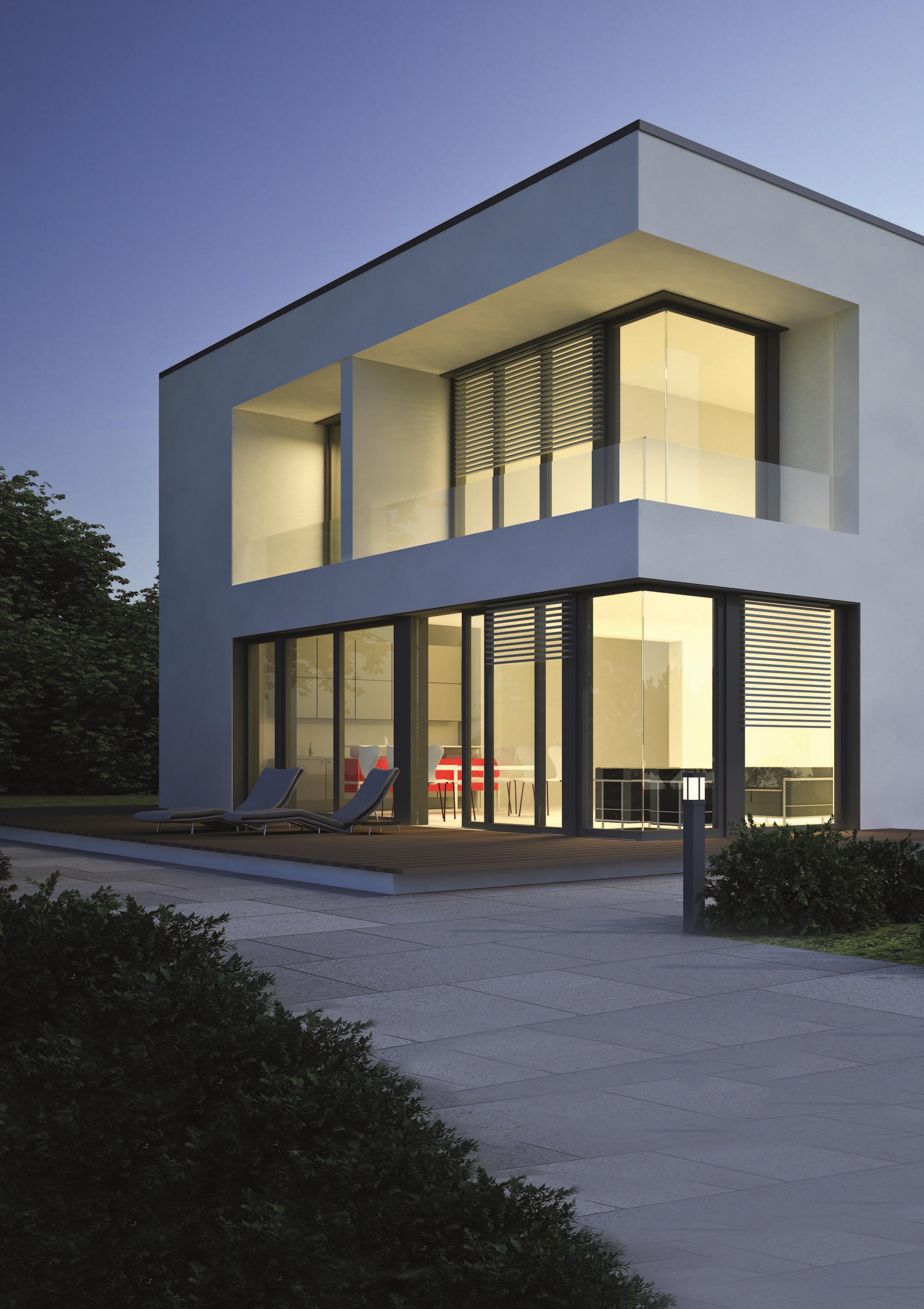Holzfenster modern  HOLZFENSTER MODERN | Müller & Sohn Fensterfabrik